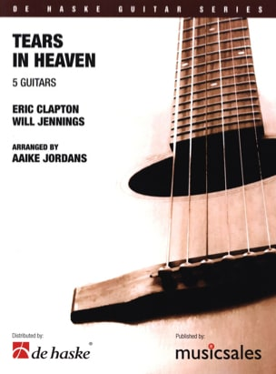 Clapton Eric / Jennings Will - Tears In Heaven - Partition - di-arezzo.fr