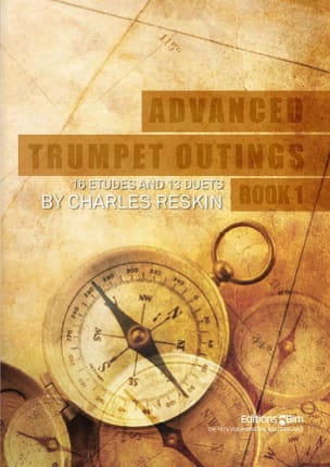 Charles Reskin - Advanced Trumpet Outings Book 1 - Partition - di-arezzo.fr