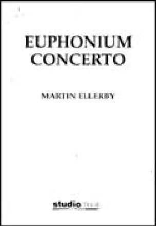 Martin Ellerby - Euphonium Concerto - Partition - di-arezzo.fr