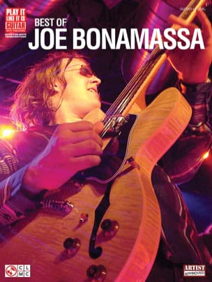 Joe Bonamassa - Best Of Joe Bonamassa - Sheet Music - di-arezzo.co.uk