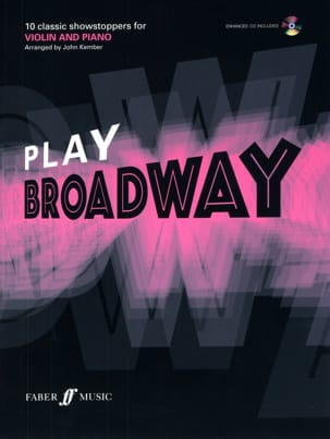 - Play Broadway - Partition - di-arezzo.fr