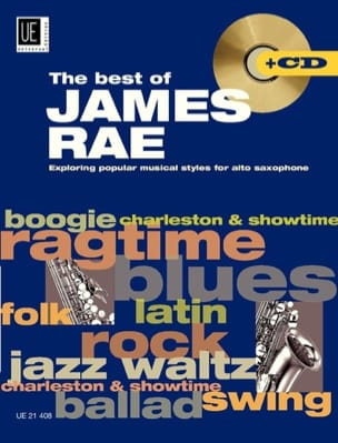James Rae - The Best Of James Rae - Sheet Music - di-arezzo.com