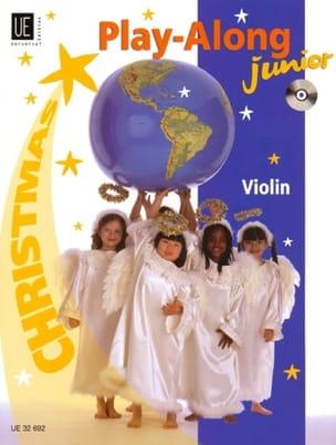 Richard Graf - World Music Violin Junior Christmas Play-Along - Sheet Music - di-arezzo.com