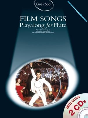 - Guest Spot - Movie Songs Playalong For Flute - Sheet Music - di-arezzo.com