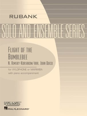 Korsakov Nikolai Rimsky - The Flight Of The Bumblebee - Partition - di-arezzo.fr