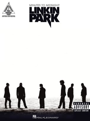 Park Linkin - Minutes To Midnight - Sheet Music - di-arezzo.com