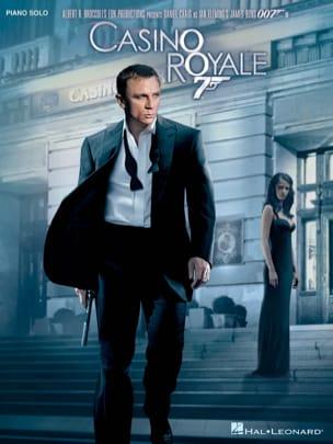 Casino Royale - David Arnold - Partition - laflutedepan.com