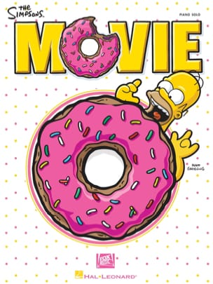 Hans Zimmer - The Simpsons Movie - Sheet Music - di-arezzo.co.uk