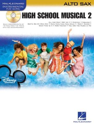 High School Musical 2 - Partition - Saxophone - laflutedepan.com
