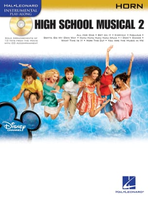 High School Musical 2 - Partition - Cor - laflutedepan.com