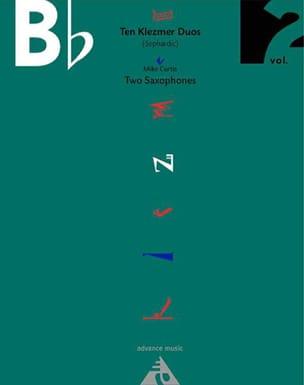 Mike Curtis - Ten Klezmer Duos Volume 2 (Sephardic) - Partition - di-arezzo.fr