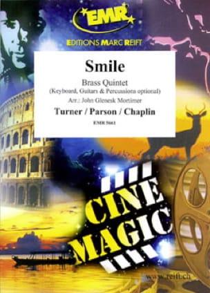 Charlie Chaplin, John Turner & Geoffrey Parson - Smile (du film les Temps Modernes) - Partition - di-arezzo.fr