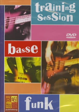 DVD - Training Session Basse Funk Jean-Luc Gastaldello laflutedepan