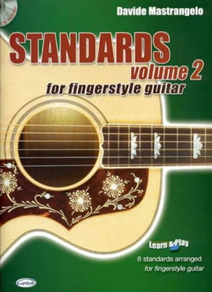 Standards For Fingerstyle Guitar Volume 2 - laflutedepan.com