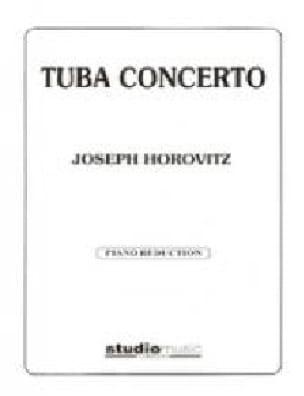 Joseph Horovitz - Tuba Concerto - Sheet Music - di-arezzo.com