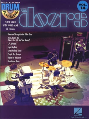 Drum play-along volume 14 - The Doors The Doors Partition laflutedepan