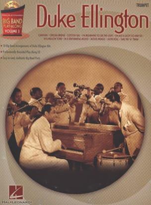 Duke Ellington - Big band play-along volume 3 - Duke Ellington - Sheet Music - di-arezzo.co.uk