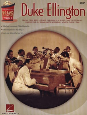 Big band play-along volume 3 - Duke Ellington laflutedepan