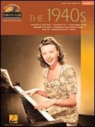 Piano Play-Along Volume 55 - The 1940s - laflutedepan.com