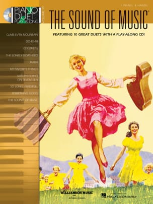 Piano Duet Play-Along Volume 10 - The Sound Of Music - laflutedepan.com