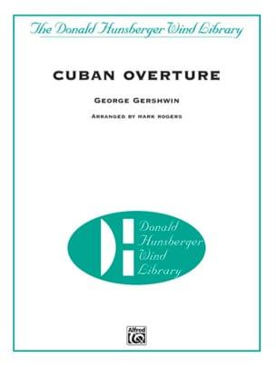 Cuban Overture - George Gershwin - Partition - laflutedepan.com