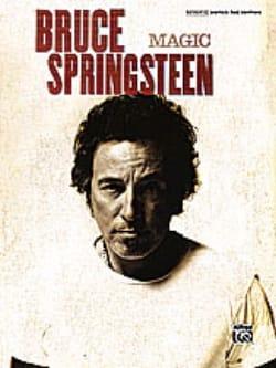 Bruce Springsteen - Magic - Partition - di-arezzo.fr