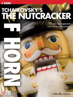 Piotr Igor Tchaikovski - The Nutcracker - Partition - di-arezzo.fr