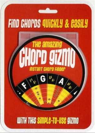 - The Amazing Chord Gizmo - Sheet Music - di-arezzo.com