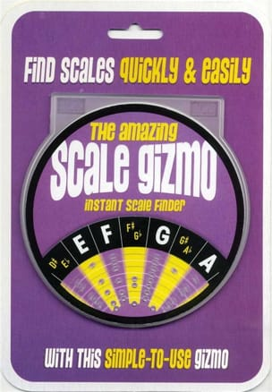 - The Amazing Scale Gizmo - Sheet Music - di-arezzo.co.uk
