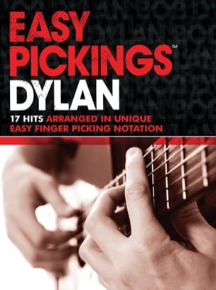 Bob Dylan - Easy Pickings Dylan - Partition - di-arezzo.fr