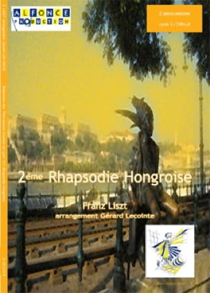 Franz Liszt - 2nd Hungarian Rhapsody - Sheet Music - di-arezzo.co.uk