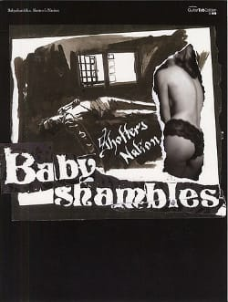 Shotter's Nation - Babyshambles - Partition - laflutedepan.com