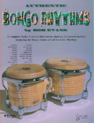 Authentic Bongo Rhythms - Bob Evans - Partition - laflutedepan.com