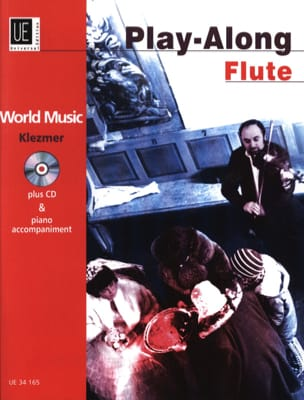 - World Music Klezmer Play-Along Flute - Partition - di-arezzo.fr
