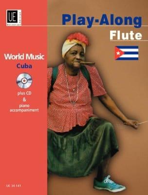 World Music Cuba Play-Along Flute - Partition - di-arezzo.fr