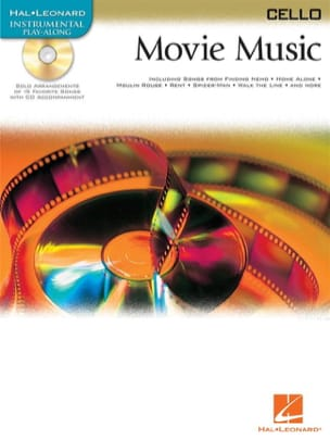 Movie Music - Partition - Violoncelle - laflutedepan.com