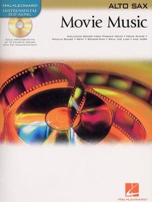 Movie Music Partition Saxophone - laflutedepan