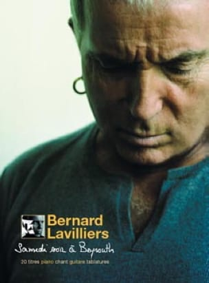 Bernard Lavilliers - Saturday evening in Beirut - Sheet Music - di-arezzo.com