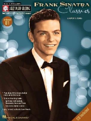 Frank Sinatra - Jazz play-along volume 81 - Frank Sinatra Classics - Sheet Music - di-arezzo.co.uk