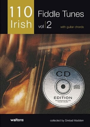 Sinead Madden - 110 Irish Fiddle Tunes Volume 2 - Sheet Music - di-arezzo.com