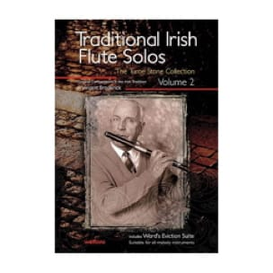 Vincent Broderick - Traditional Irish Flute Solos Volume 2 - Partition - di-arezzo.fr