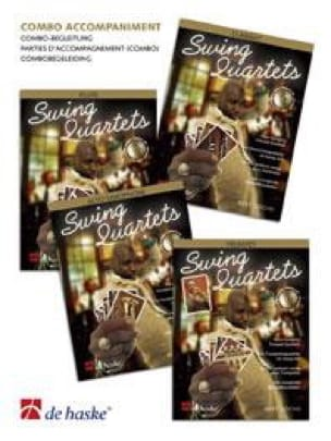 Swing Quartets Bert Lochs Partition ENSEMBLES - laflutedepan