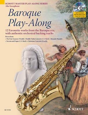 - Baroque Play-Along - Partition - di-arezzo.fr