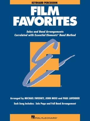 Film Favorites - Keyboard Percussion - laflutedepan.com