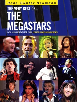 The Very Best Of... The Megastars - Partition - di-arezzo.fr