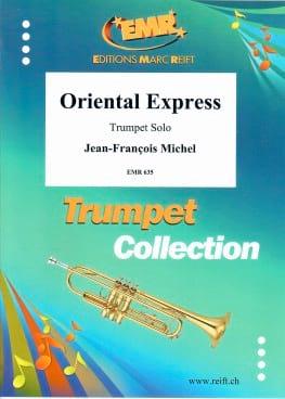 Jean-François Michel - Oriental Express - Sheet Music - di-arezzo.com