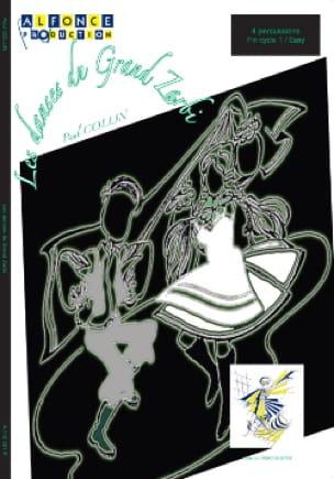 Les Danses du Grand Zarbi - Paul Collin - Partition - laflutedepan.com