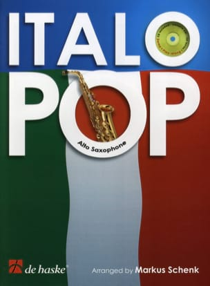 Italo Pop Partition Saxophone - laflutedepan