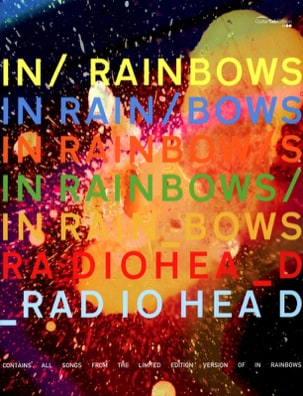 Radiohead - In Rainbows - Partition - di-arezzo.co.uk