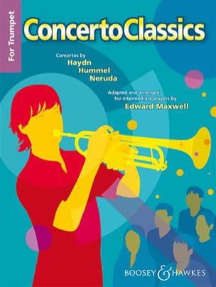 - Concerto Classics For Trumpet - Partition - di-arezzo.fr
